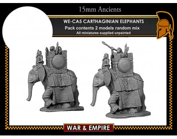 WE-CA05 Carthaginian Elephants