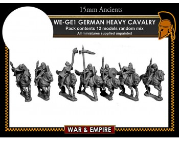 WE-GE01 German Heavy cavalry
