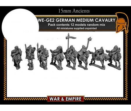 WE-GE02 German Medium cavalry