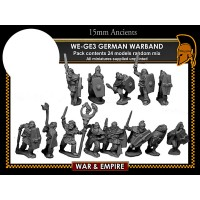 WE-A69 W & E Starter Army Early German