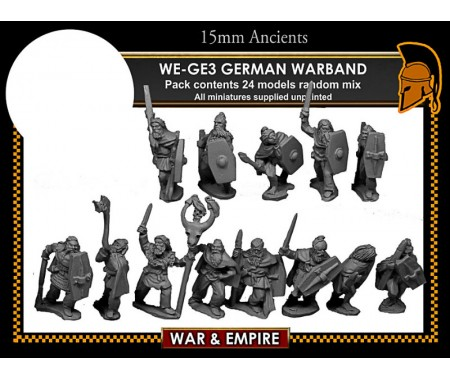 WE-GE03 German Warband #1