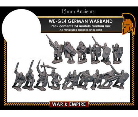 WE-GE04 German Warband #2