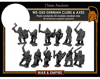 WE-GE05 German Warband #3
