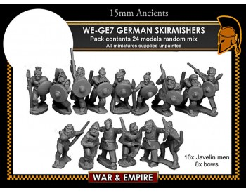 WE-GE07 German Skirmishers