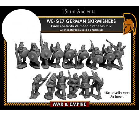 WE-GE07 German Skirmishers