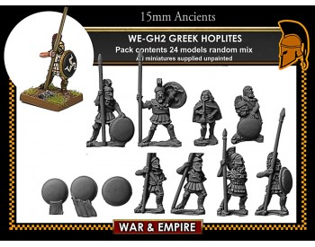 WE-GH02 Early Greek, Hoplites