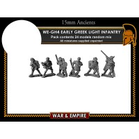 WE-A42 W & E Starter Army Early Hoplite Greek (Spartan)