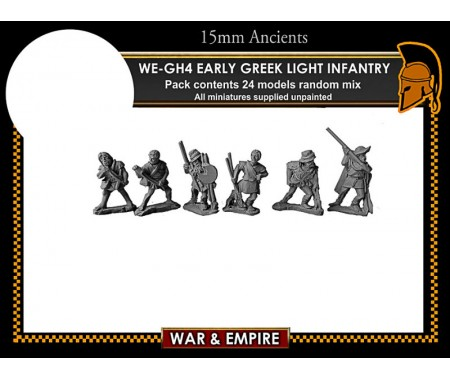 WE-GH04 Early Greek, Light Infantry