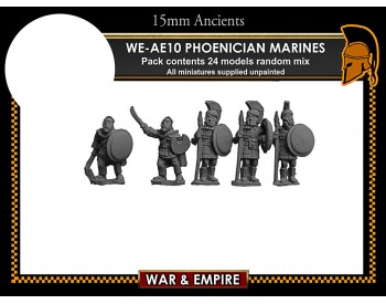WE-AE10 Early Persian, Phoenician Marines