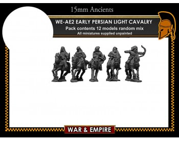 WE-AE02 Early Persian, Light Cavalry