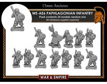WE-AE06 Early Persian, Paphlagonian Infantry