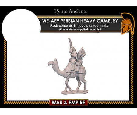 WE-AE09 Early Persian, Heavy Camelry
