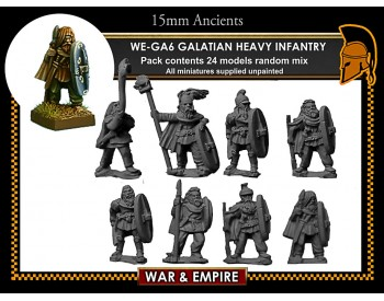 WE-GA06 Celtic/Galatian Heavy Infantry