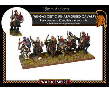 WE-GA03 Celtic Unarmoured Cavalry