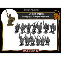 WE-A46 W & E Starter Army Gallic
