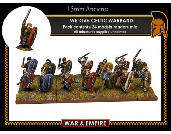 WE-GA05 Celtic Warriors