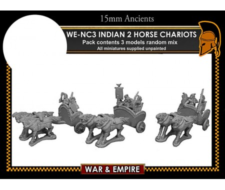 WE-NC03 Indian 2-Horse Heavy chariots