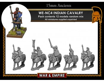 WE-NC04 Indian Medium/Heavy Cavalry