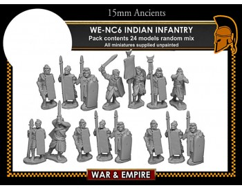 WE-NC06 Indian Medium Infantry
