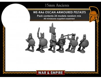 WE-RA06 Oscan Armoured Peltasts
