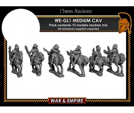 WE-GL01 Later Greek/Thessalian Medium/Light Cavalry