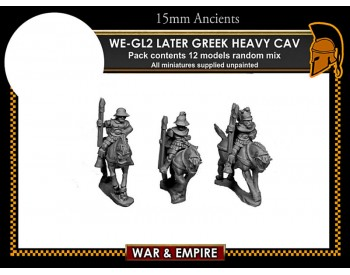 WE-GL02 Later Greek/Thessalian Heavy Cavalry