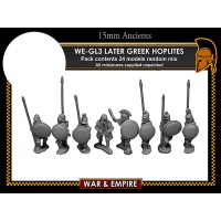 WE-A49 Later Hoplite Greek