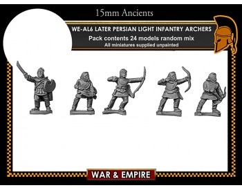 WE-AL06 Later Persian, Light Infantry Archers