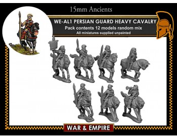 WE-AL01 Later Persian, Guard Heavy Cavalry