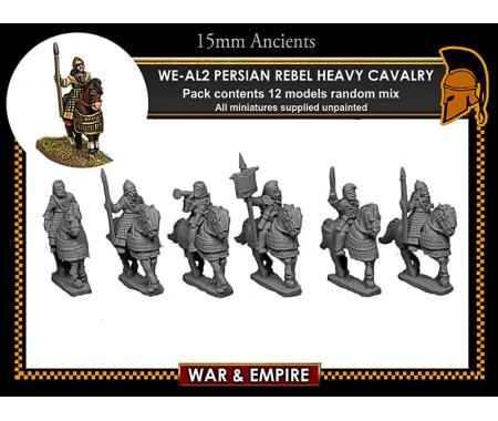 WE-AL02 Later Persian, Rebel Armoured Cavalry