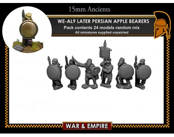 WE-AL09 Later Persian, Apple Bearer Guard Infantry