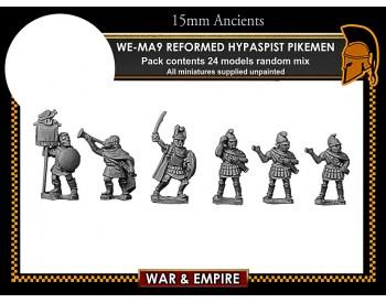 WE-MA09 Macedonian Reformed Hypaspist Phalangites