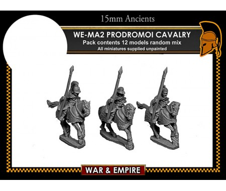 WE-MA02 Macedonian Prodromoi Cavalry