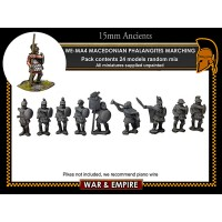 WE-A56 W & E Starter Army Macedonian - Alexandrian Expeditionary (9 Packs in this starter army)