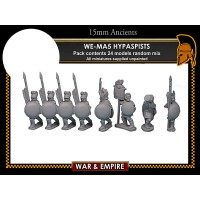 WE-A57 W & E Starter Army Macedonian - Alexandrian Imperial (9 Packs in this starter army)