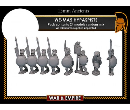 WE-MA05 Macedonian Hypaspists