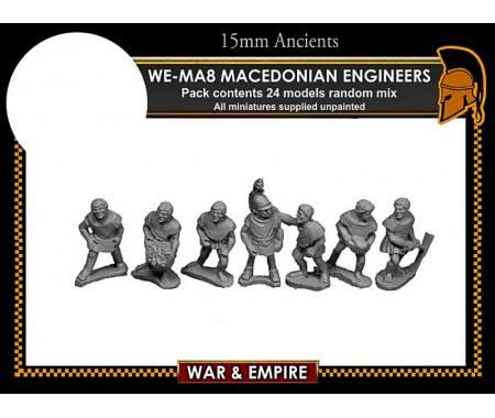 WE-MA08 Macedonian Engineers