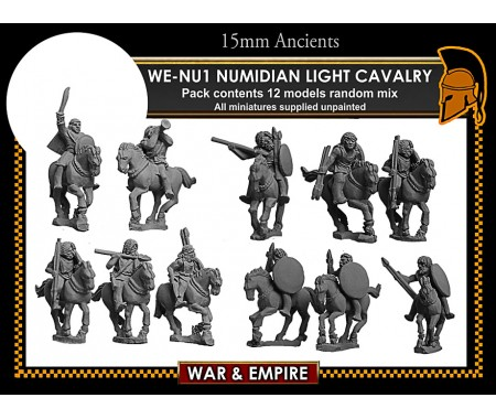 WE-NU01 Numidian Light Cavalry
