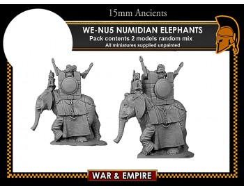 WE-NU05 Numidian Elephants