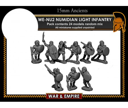 WE-NU02 Numidian Light Infantry