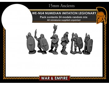 WE-NU04 Numidian Imitation Legionarii