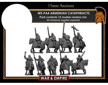 WE-PA04 Armenian Cataphracts