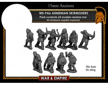 WE-PA06 Armenian Skirmishers