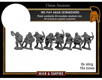 WE-PA09 Arab Skirmishers