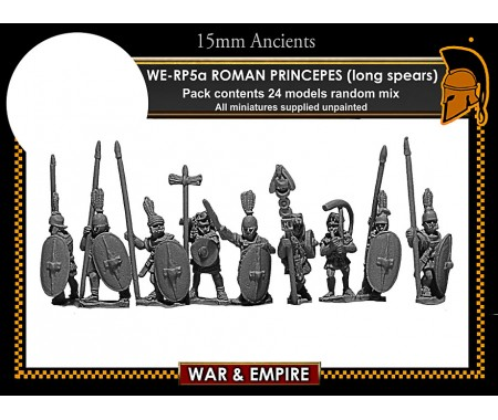 WE-RP05A Roman Princepes (Pyrrhic Wars)