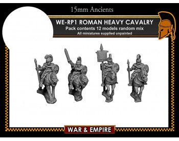WE-RP01 Roman Cavalry (Pyrrhic & Punic Wars)