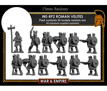 WE-RP02 Roman Velites (Punic Wars)