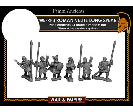 WE-RP03 Roman Veles (Pyrrhic & Punic Wars)