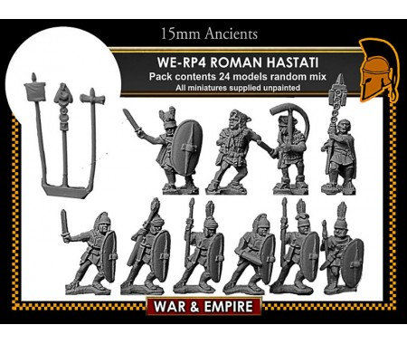 WE-RP04 Roman Hastati (Pyrrhic & Punic Wars)