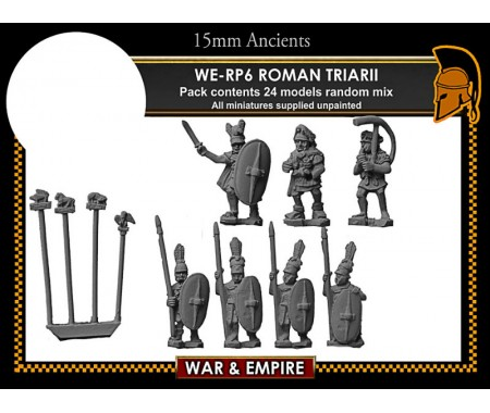 WE-RP06 Roman Triarii (Pyrrhic & Punic Wars)